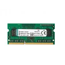 Оперативная память Kingston 4GB 1600MHz DDR3L Non-ECC CL11 SODIMM 1.35V (KVR16LS11/4)