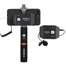 Петличная радиосистема CoMica CVM-WS50(A) для смартфона