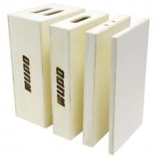 Деревянная подставка KUPO KAB-002 Apple Box-Quater 20''x12''x2''