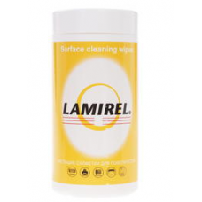 Чистящие салфетки Fellowes Lamirel LA-51440 100 шт