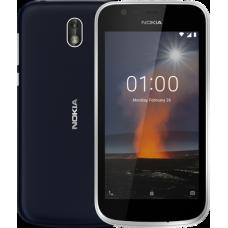 Смартфон Nokia 1 LTE DS Dark Blue