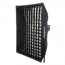 Софтбокс-зонт Godox SB-UFW9090 быстроскладной с сотами 90x90 см