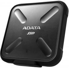 Твердотельный накопитель 256Gb SSD ADATA SD700 Black (ASD700-256GU31-CBK)