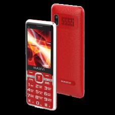 Телефон Maxvi M5 Red
