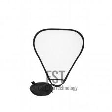 Треугольный отражатель FST TR-051 60 см (На просвет)