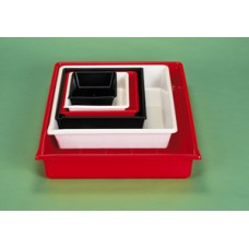 Лабораторная ванночка KAISER Lab Tray 20X25см Black