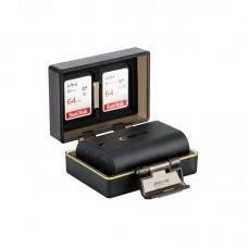 Защитный кейс JJC BC-UN2 для аккумулятора и карт памяти