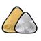 Лайт-диски треугольные