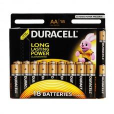Элемент питания Duracell AA (LR6) BL18