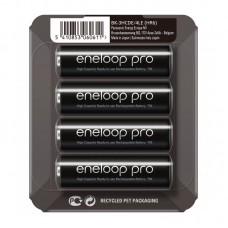 Аккумуляторы Panasonic Eneloop PRO AA (BK-3HCDE/4LE) 2500 mAh