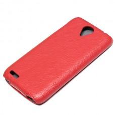Чехол Art Case для Lenovo A650 красный