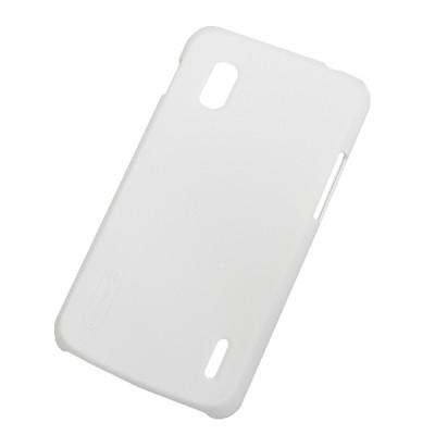 Чехол Nillkin для LG E960 белый