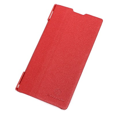 Чехол Nillkin для Sony Xperia ZL (L35H) красный