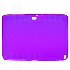 Силиконовый чехол для Samsung Galaxy Note 10.1 N8000 (Фиолетовый)
