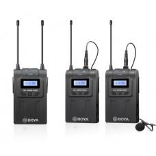 Петличный радио микрофон Boya BY-WM8 Pro-K2