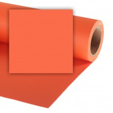 Фон бумажный Colorama LL CO547 1.35 x 11м Pumpkin