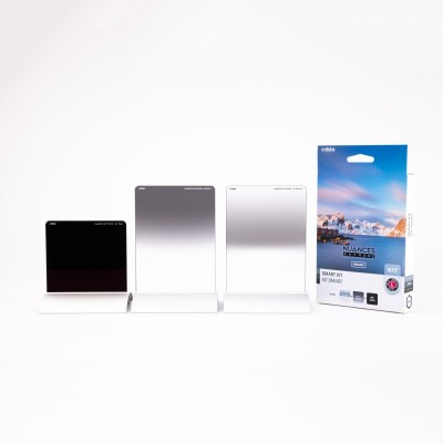 Комплект фильтров Cokin Smart Kit NKZSM (ND1024, ND8, ND4), размер L (100x144)