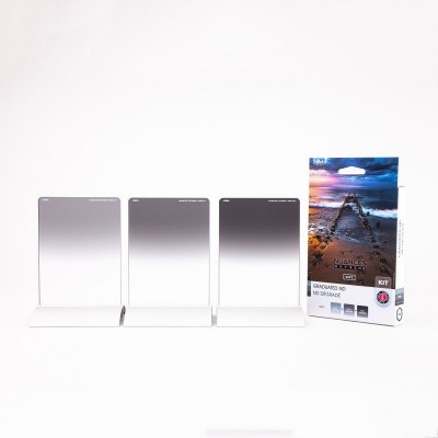 Комплект фильтров Cokin Soft Kit NKZSO (ND4, ND8, ND16), размер L (100x144)