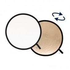 Лайт-диск Lastolite LR2006 мягкое золото/белый, 50 см