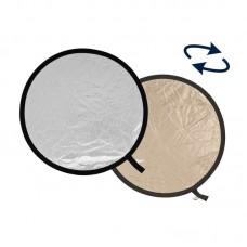 Лайт-диск Lastolite LR2028 мягкое серебро/мягкое золото, 50 см
