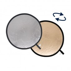 Лайт-диск Lastolite LR2036 мягкое золото/серебро, 50 см