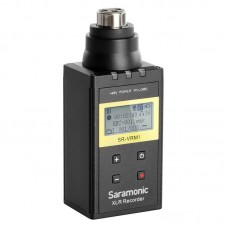 Портативный рекордер Saramonic SR-VRM1 для XLR-микрофонов