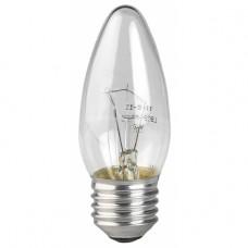 Лампа накаливания ЭРА ДС40-230-E27-CL