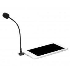 Всенаправленный гибкий микрофон Boya BY-UM4 для смартфона
