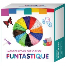 Пластик для 3D-ручек Funtastique PLA-PEN-10
