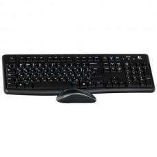 Комплект клавиатура и мышь Logitech MK120 Desktop