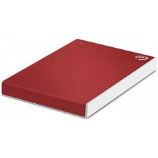 Внешний диск HDD Seagate 1TB Backup Plus Slim Red 2.5 (STHN1000403)