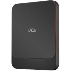 Внешний диск SSD Lacie 500GB Portable USB-C Black 2.5 (STHK500800)