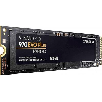 Твердотельный накопитель SSD 500GB Samsung 970 EVO Plus (MZ-V7S500BW)