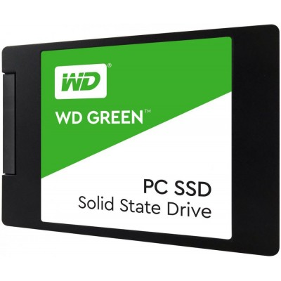 Твердотельный накопитель SSD 480GB Western Digital Green (WDS480G2G0A)