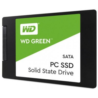 Твердотельный накопитель SSD 1TB Western Digital Green (WDS100T2G0A)