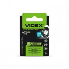 Элементы питания VIDEX A27 1BL (VID-A27-1BL)