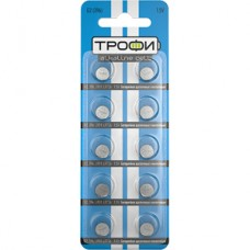 Элемент питания ТРОФИ G02 BL10 (396) LR726 (C0034936)
