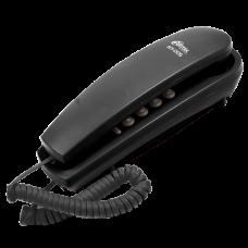 Телефон проводной RITMIX RT-005 Black
