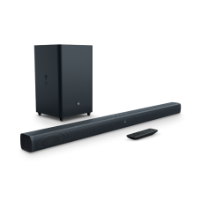Саундбар JBL Bar 2.1 Black (JBLBAR21BLKEP)