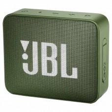Портативная акустика JBL Go 2 Green (JBLGO2GRN)