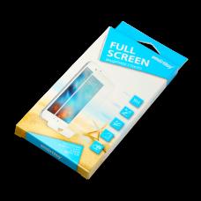 Защитное стекло Smartbuy SBTG-FR0005 для iPhone 7/8 с белой рамкой