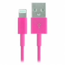 Кабель USB Smartbuy 8-pin Lightning (iK-512c pink)