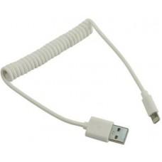 Кабель USB Smartbuy 8-pin Lightning (iK-512sp white)
