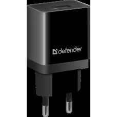 Сетевой адаптер Defender UPA-11 Black (83547)