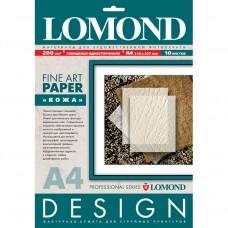 Бумага Lomond Glossy Кожа А4 200г/м2 10 листов (0918041)