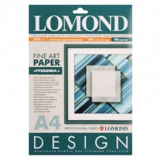 Бумага Lomond Matte Гребенка А4 200г/м2 10 листов (0927041)