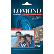 Фотобумага Lomond Semi-Glossy A6 260 г/м2 20 листов (1103302)