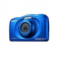 Цифровая фотокамера Nikon Coolpix W150 Blue