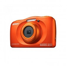 Цифровая фотокамера Nikon Coolpix W150 Orange