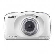 Цифровая фотокамера Nikon Coolpix W150 White